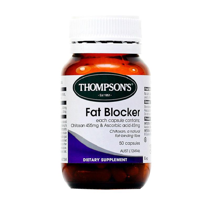 新西兰 Thompson's 汤姆森 脂肪阻断剂 50粒